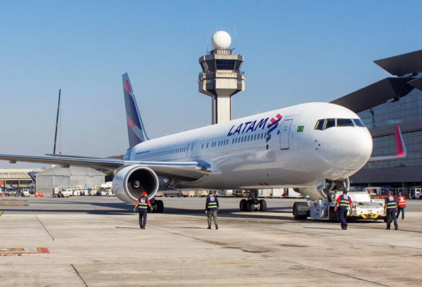Companhia aérea disse estar prestando assistência aos familiares