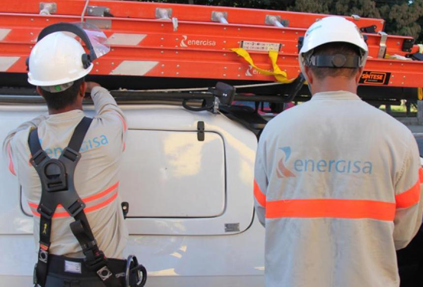Energisa aumentou número de equipes para dar conta da demanda Foto: Divulgação