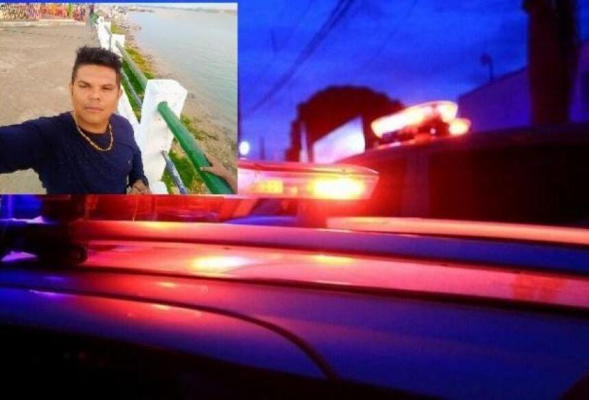 Jornalista foi morto a tiros disparados por bandido em uma moto