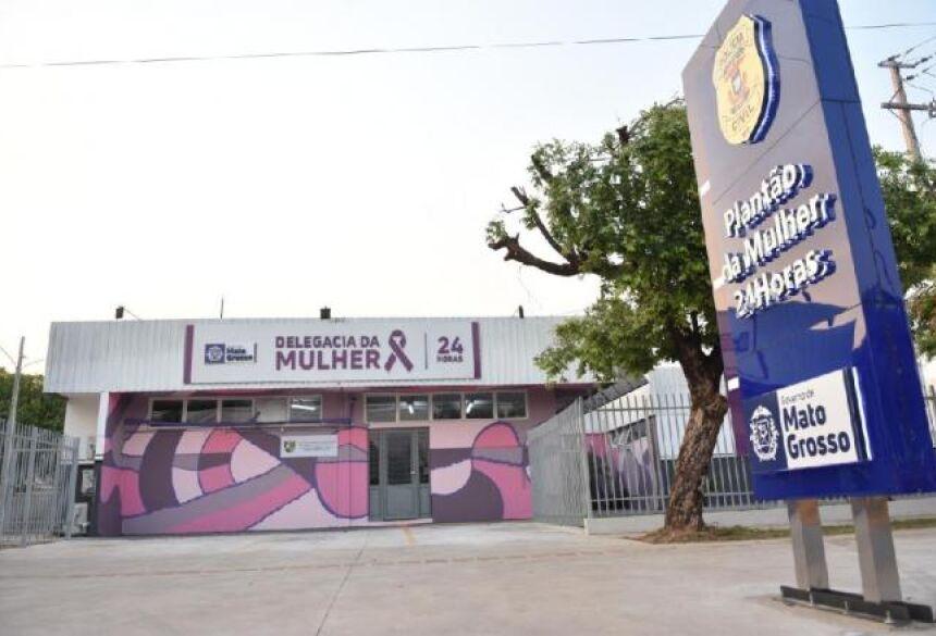 Caso será investigado pela Delegacia da Mulher de Cuiabá