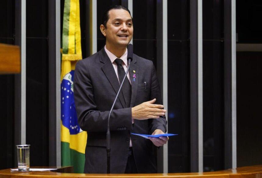 Pablo Valadares/Câmara dos Deputados  Weliton Prado: celeridade nos tratamentos