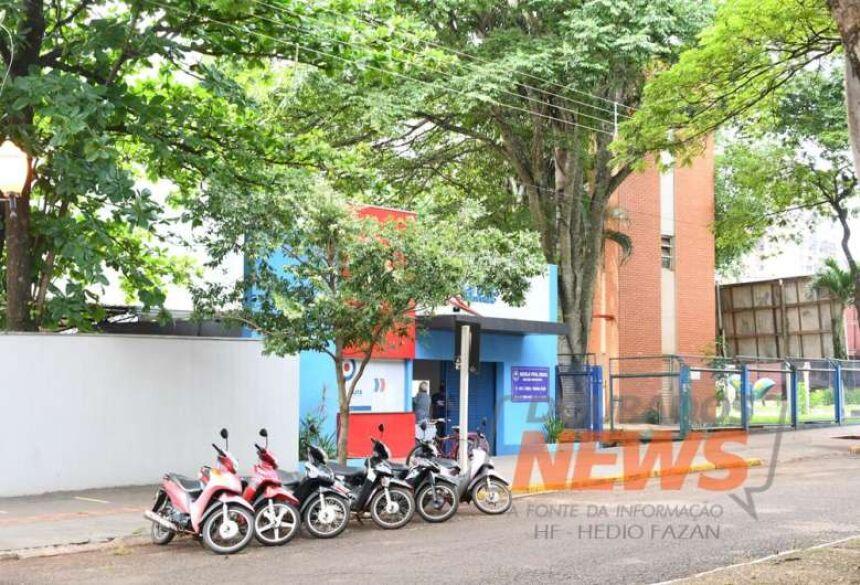 Escola onde Barbosinha e Alan Guedes irão votar
