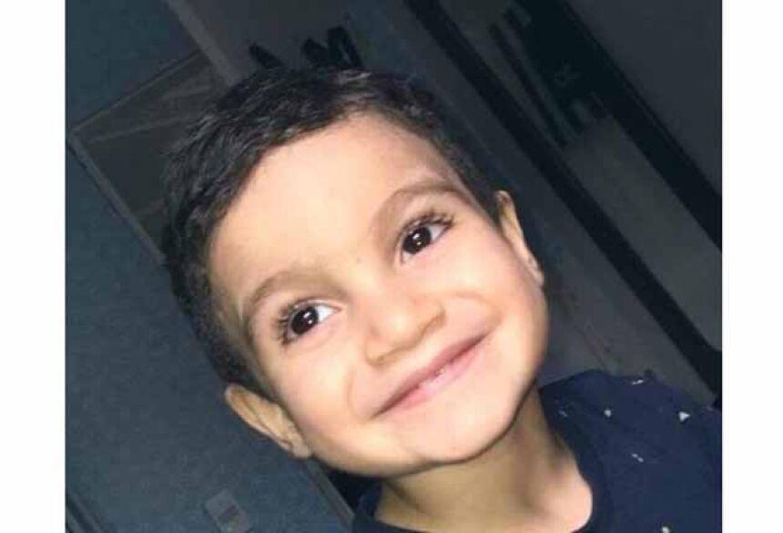 O corpo do pequeno Benjamin Nunes de Jesus, de 4 anos, foi encontrado no início da manhã desta sexta-feira (6)