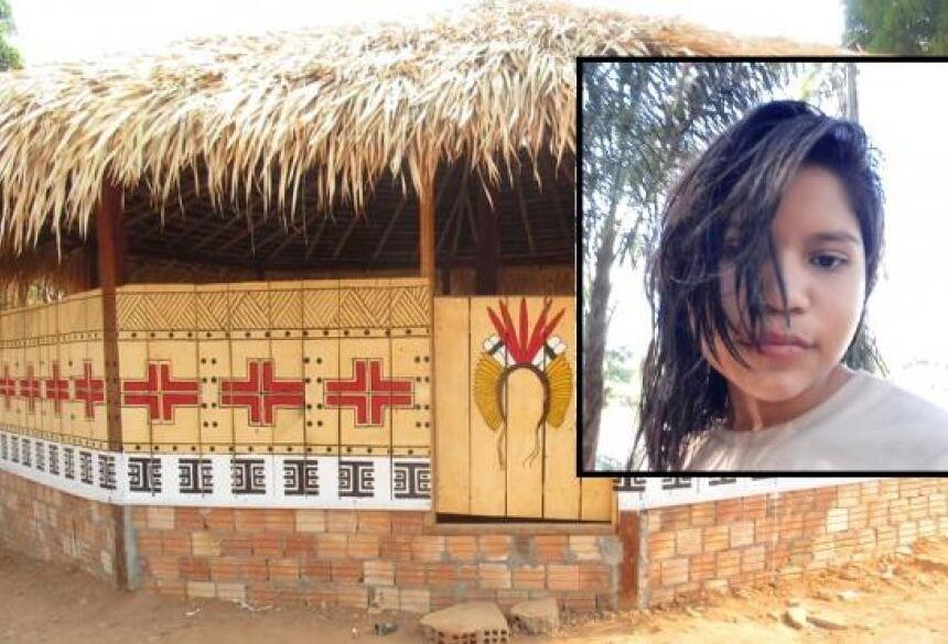 Beatriz Morimã Tukumã estava casada há cerca de um ano