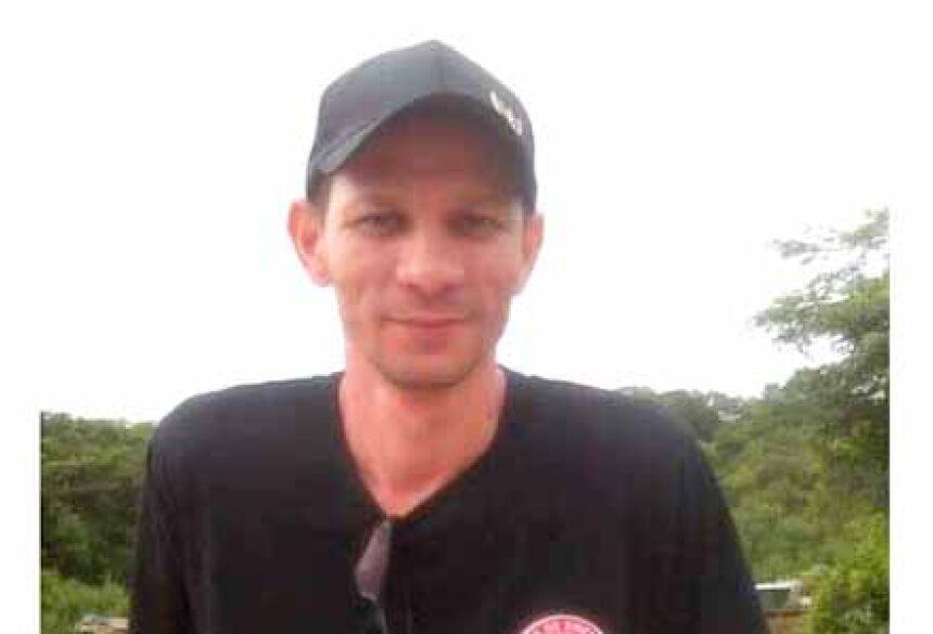 O trabalhador Jair  Pinheiro da Silva. Foto: arquivo familiar