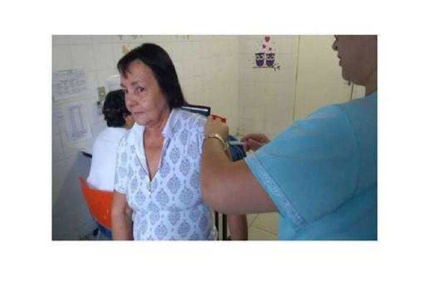 População brasileira já está habituada à vacinação - Crédito: Divulgação PMCG