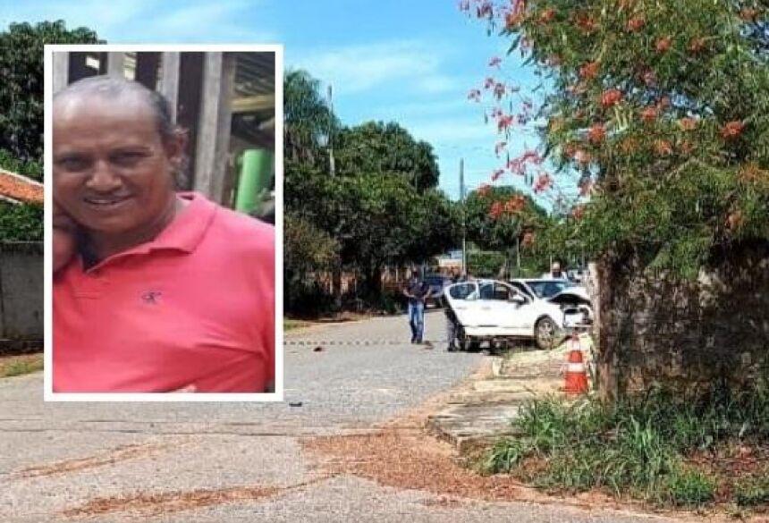 José Geraldo da Silva, 58 anos, executado em Barra do Garças.