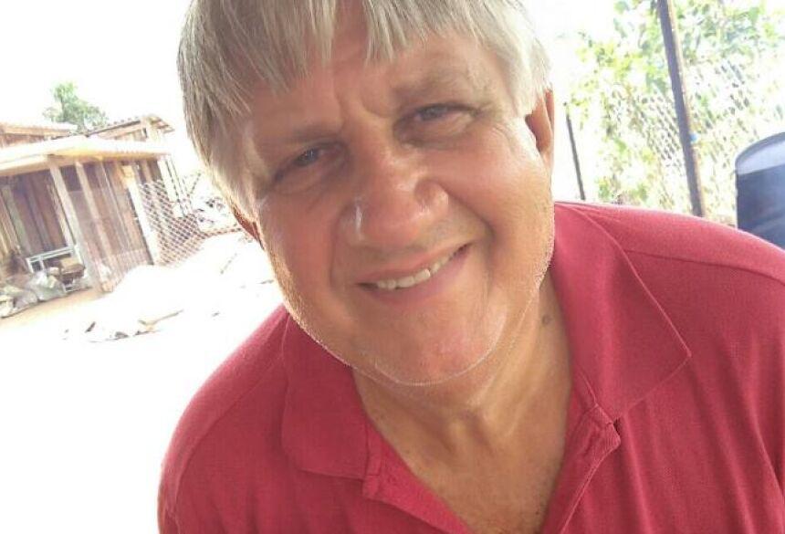 Alcides tinha 66 anos e faria aniversário em abril - Arquivo Pessoal