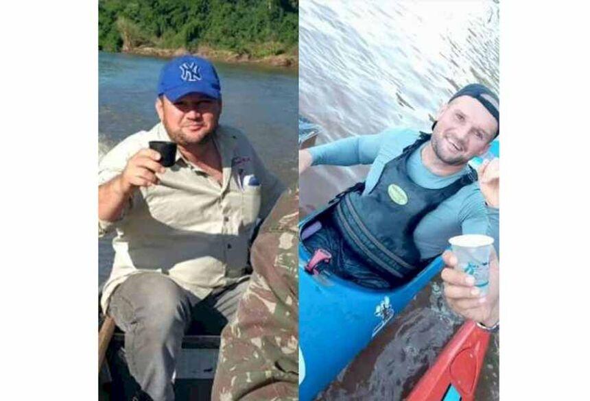 Flávio chegou aos 105 quilos e com o esporte conseguiu recuperar seu peso ideal: 75 quilos. (Foto: Arquivo Pessoal)