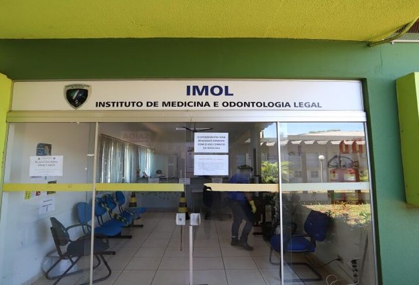 Foto: Divulgação/Coordenadoria Geral de Perícia