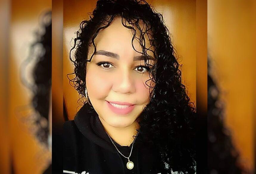 Karine Mariano Valentim, 20 anos, morreu na tarde deste domingo (6)