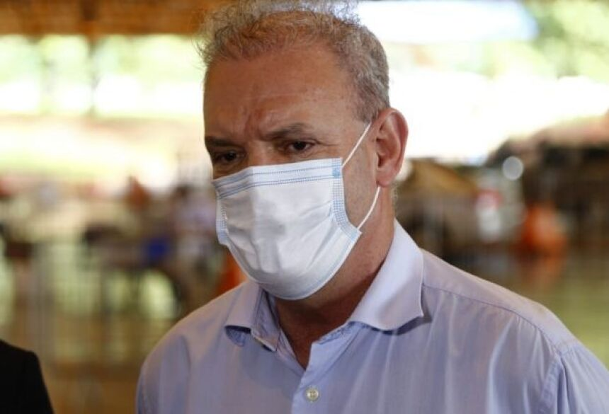 Geraldo Resende, secretário da SES | Foto: Leonardo de França, Midiamax