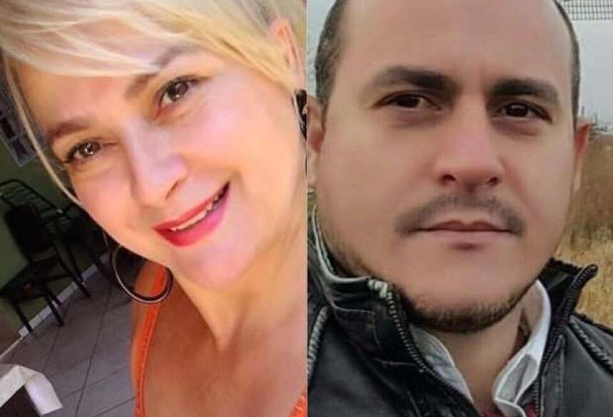 Alessandra e Gustavo Bortoleti morreram com Covid-19 em Mirandópolis (SP)  Foto: Arquivo Pessoal