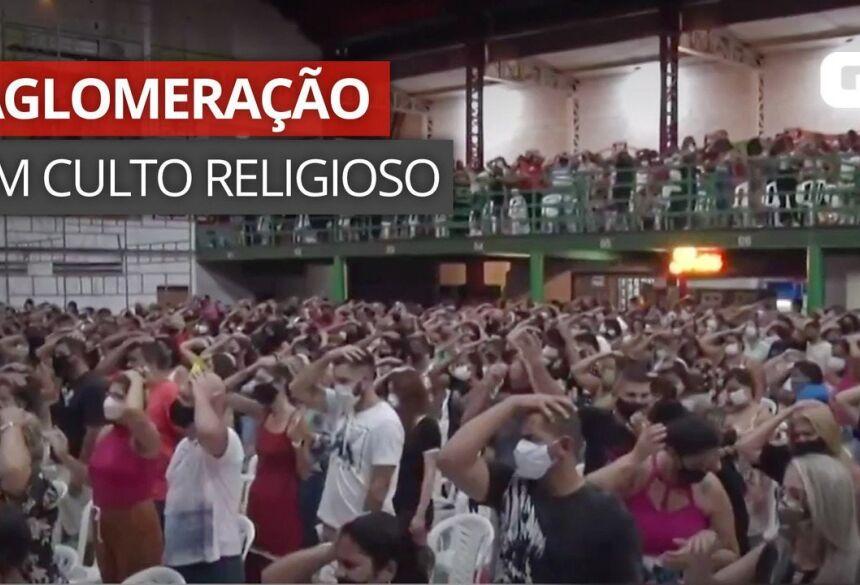 No auge da pandemia, Brasil discute liberação de realização de eventos religiosos com público presente em templos
