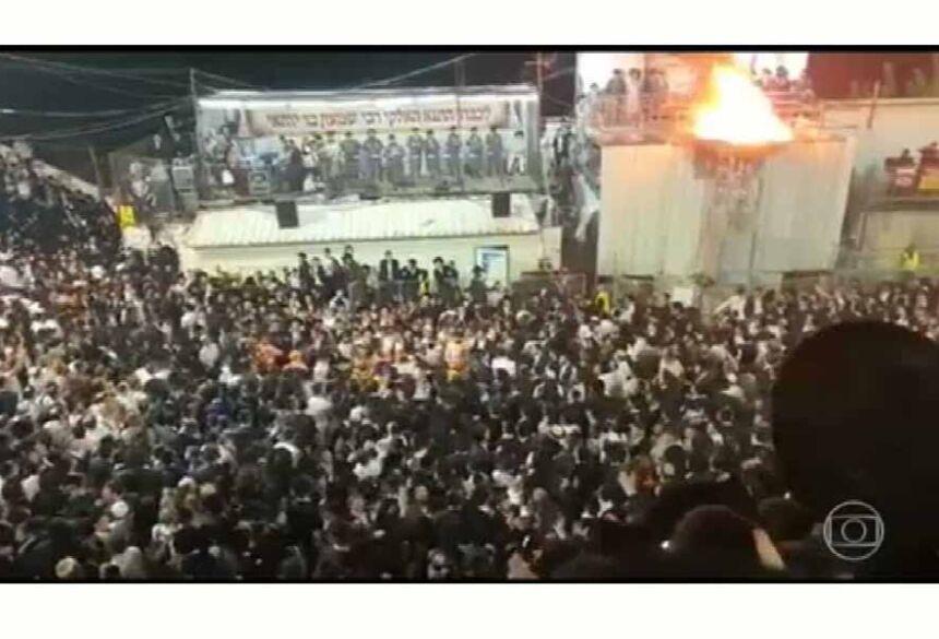 há 5 horas G1 - Globo Tragédia em festival religioso mata 45 em Israel