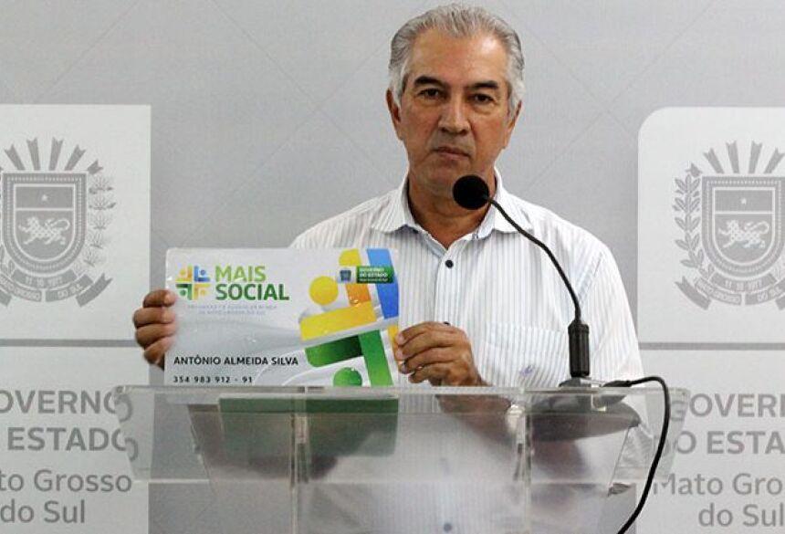 Reinaldo Azambuja - Mais Social