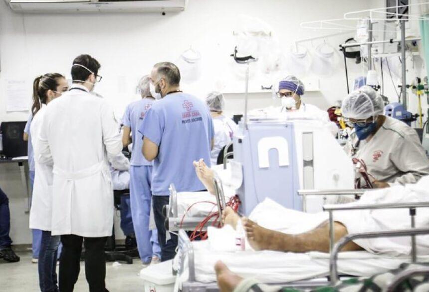 Secretário de Saúde já comentou que população não respeita as orientações, mesmo com decreto. - Ilustrativa/Henrique Arakaki