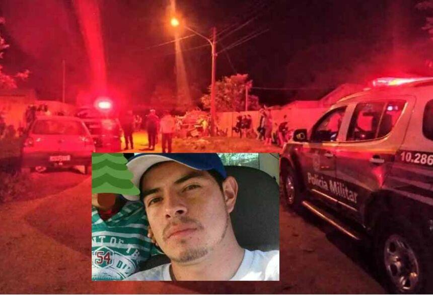 Homem morre e adolescente é ferido a tiros em atentado na fronteira