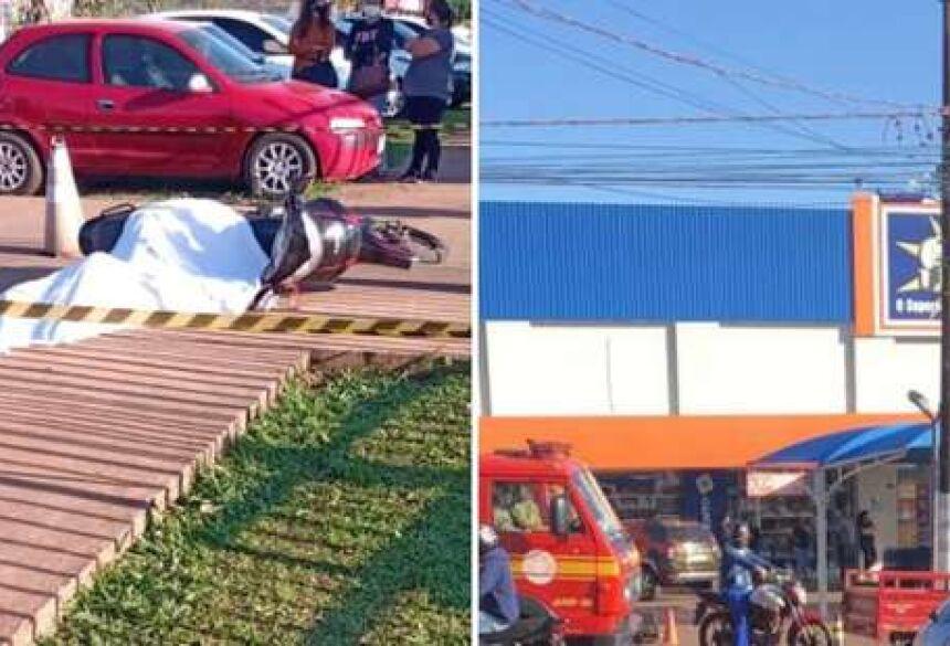 Brutalidade aconteceu na manhã de hoje (4); ainda não há informações de suspeitos - Crédito: Divulgação