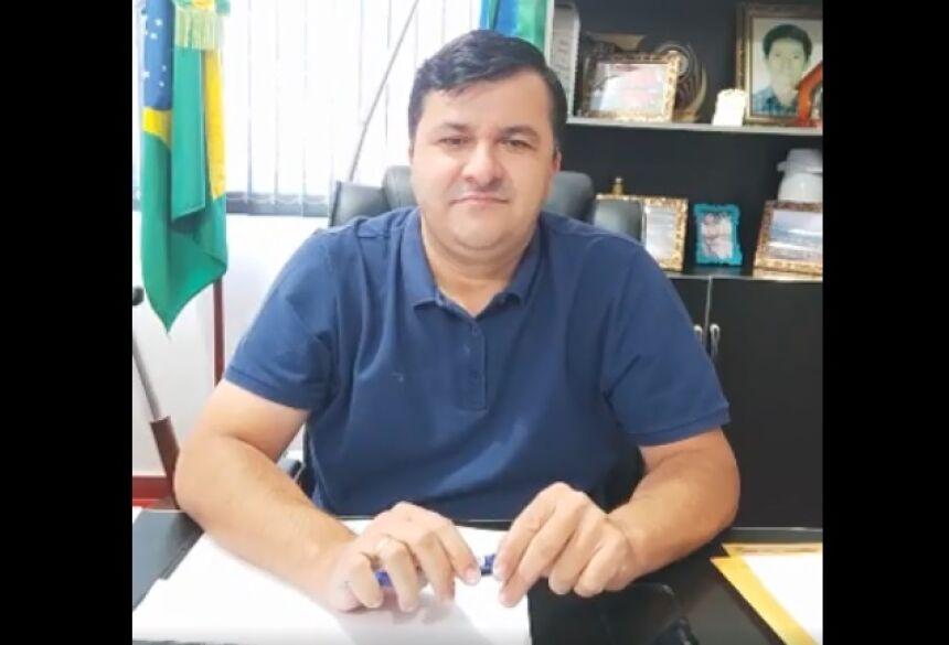 MARQUINHOS DO DEDÉ - PREFEITO DE VICENTINA