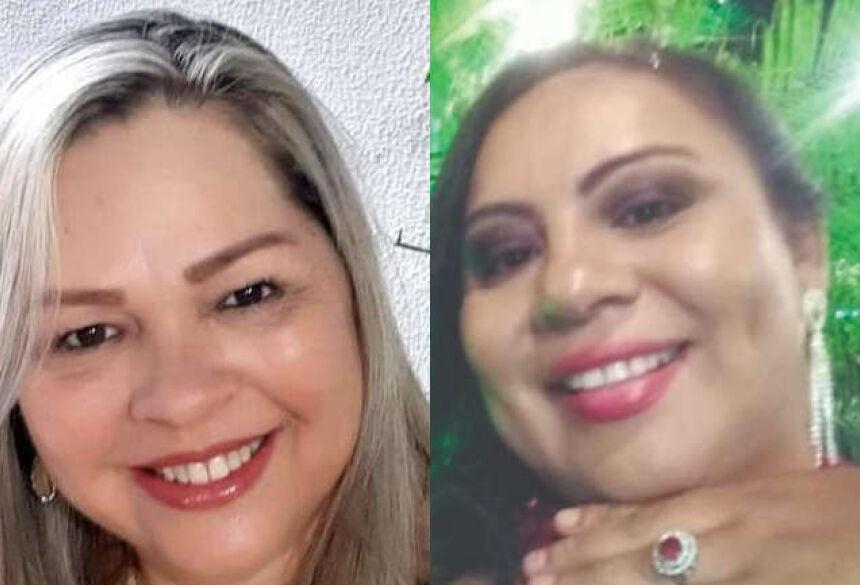 Juçara Winckler e Crisângela Burgos davam aula em diferentes escolas da capital   (redes sociais)