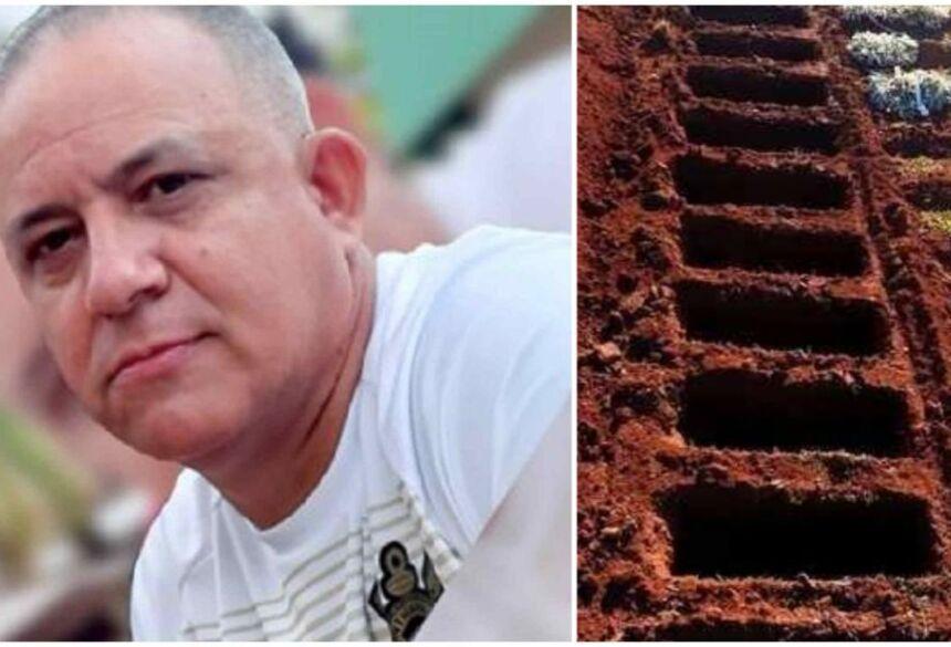 Corpo de seu Noel deveria ser enterrado em Pilar do Sul, mas provavelmente, foi enterrado por engano no Cemitério Santo Antônio na zona oeste de Sorocaba