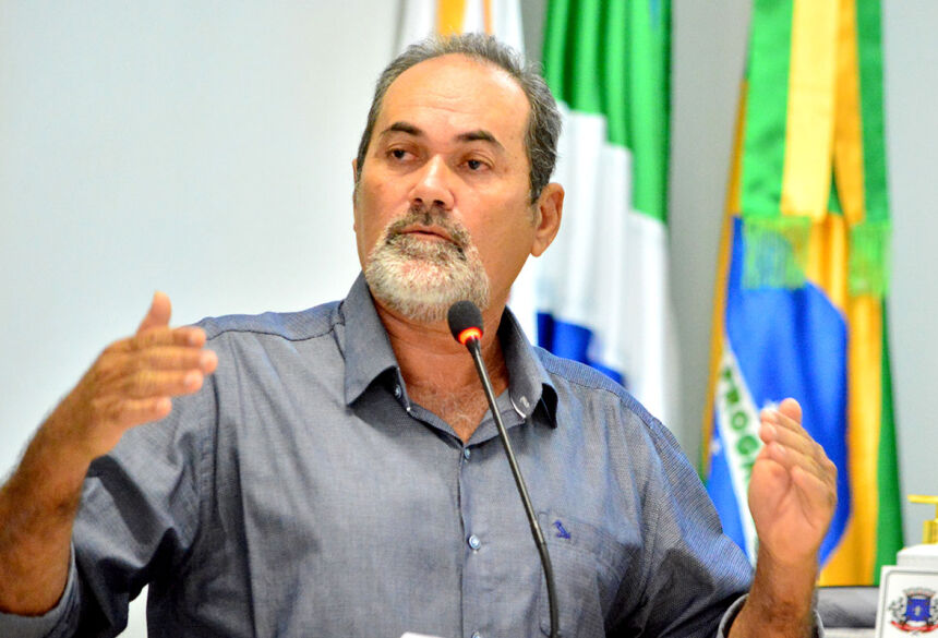BARBA - VEREADOR DE FÁTIMA DO SUL