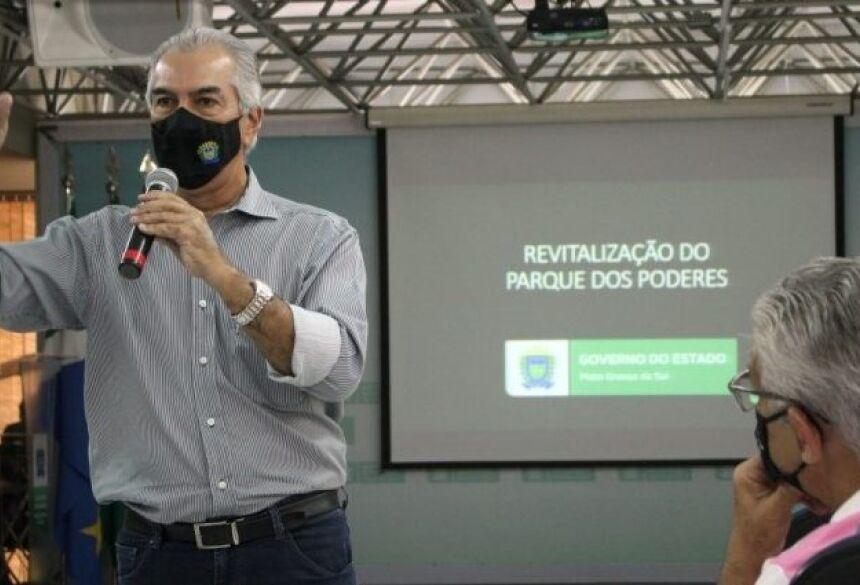 REINALDO AZAMBUJA - GOVERNADOR