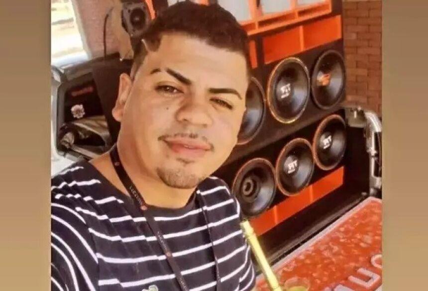Cristian tinha 23 anos e, segundo testemunhas estava bêbado no momento do acidente (Foto: Reprodução/Facebook)