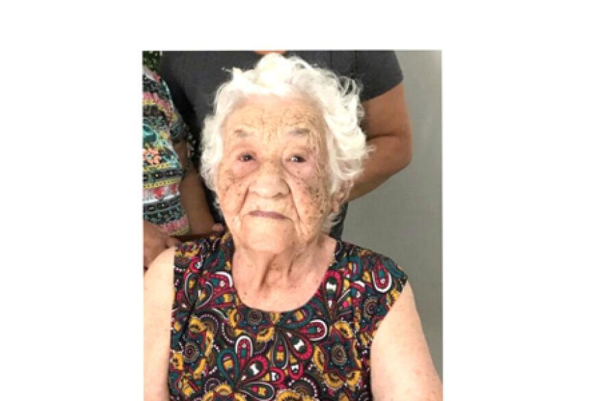 Dona Biquinha vai deixar muita saudade na comunidade Fatimassulense