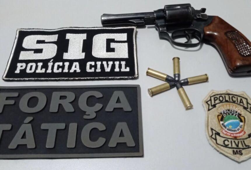 Foto: POLÍCIAS MILITAR E CIVIL