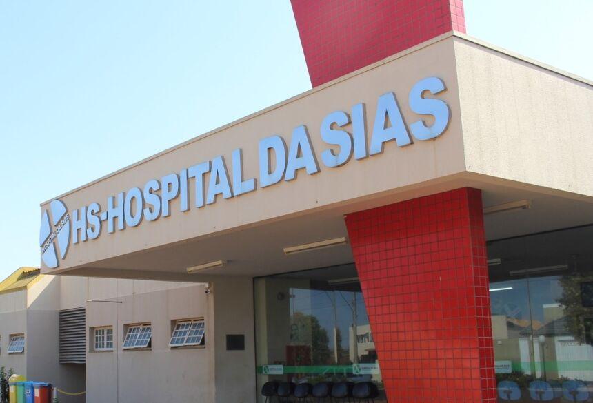 HOSPITAL DA SIAS EM FÁTIMA DO SUL