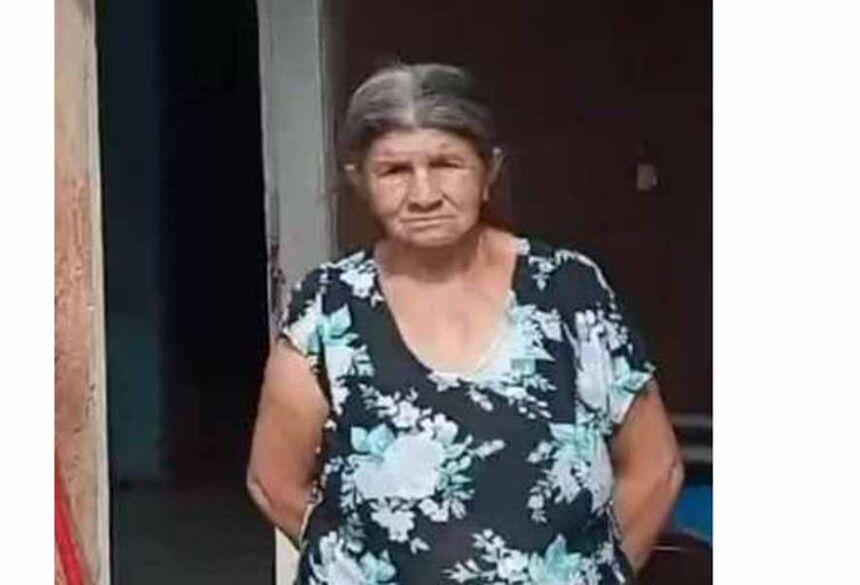 A moradora de Caarapó Salete Dias, de 62 anos. Foto: Divulgação