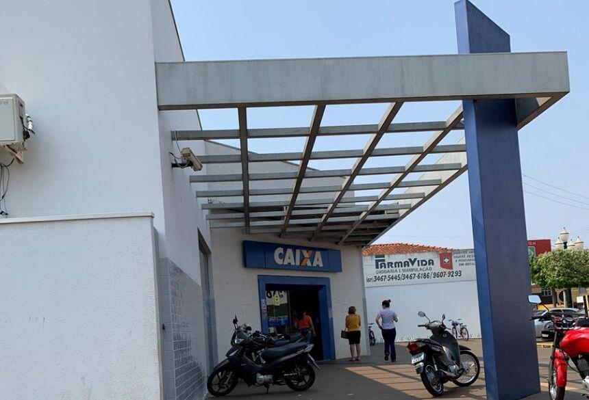 CEF de Fátima do Sul