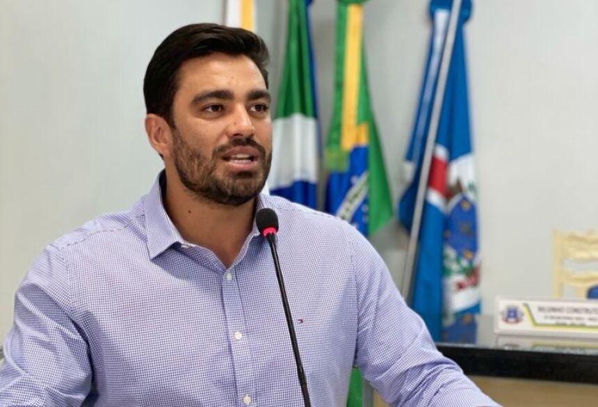 Vereador Diego Carcará - Fátima do Sul