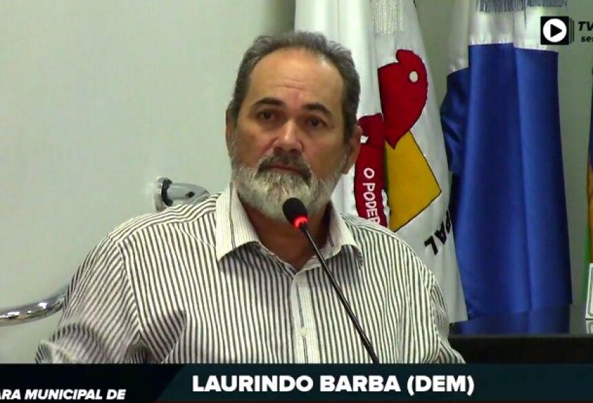 LAURINDO BARBA