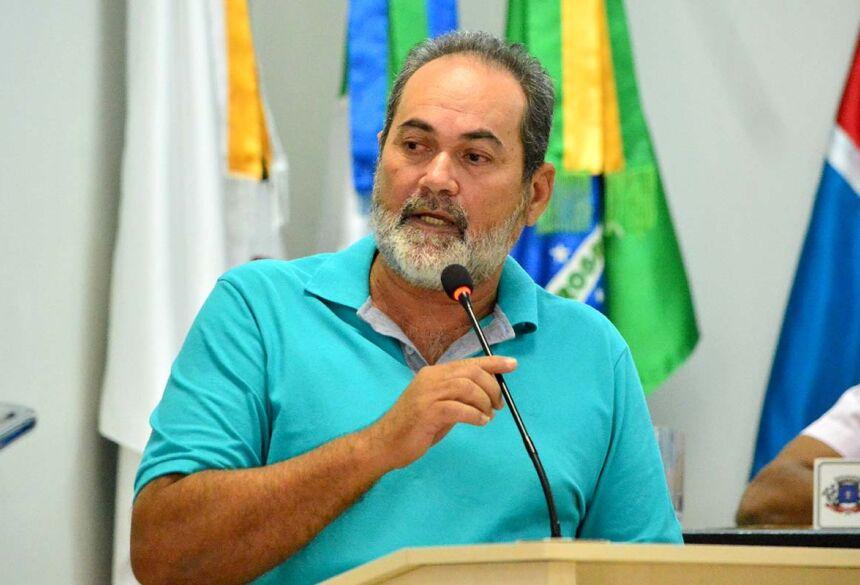 VEREADOR LAURINDO BARBA (DEM)