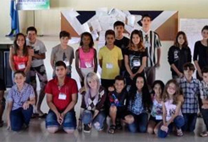 Delegação sul-mato-grossense que estará em Brasília