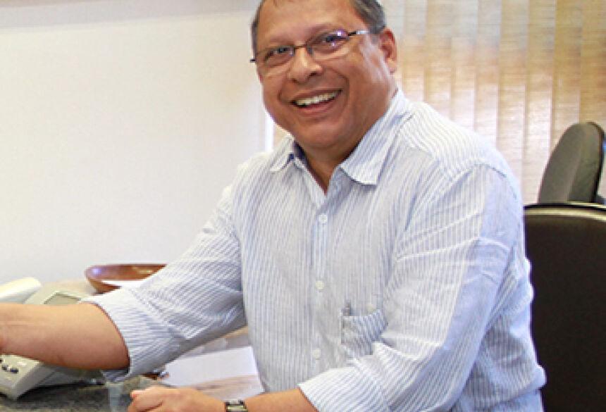 Prefeito de Jateí, Arilson Targino (PMDB)