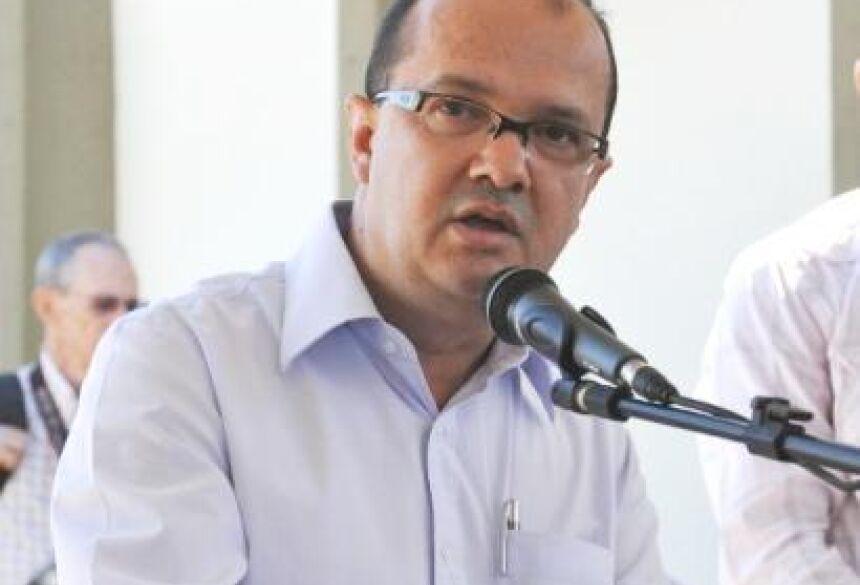 Presidente José Carlos Barbosa (Foto: Rogério Sanches / Fátima News)