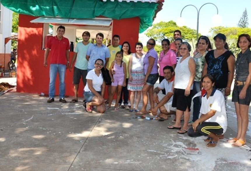 Equipe da prefeita Maria Viana está empenhada no projeto (Foto: Elinton Santos / Impacto News)