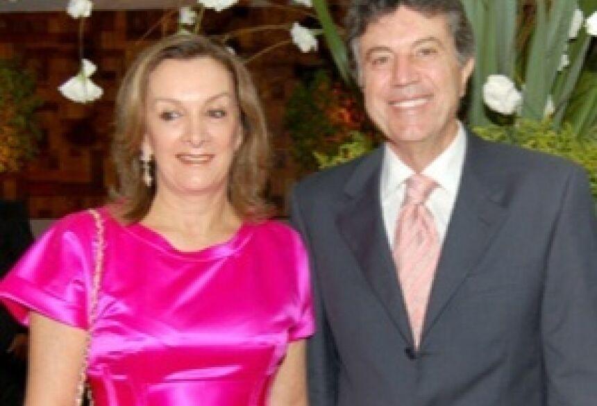 Cecília e Murilo - Foto: César Cordeiro