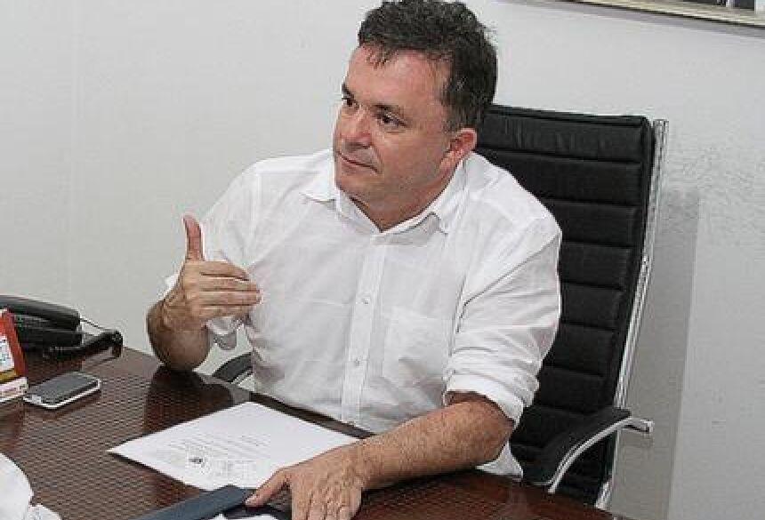 Deputado Vander - Foto: Éder Yanaguita