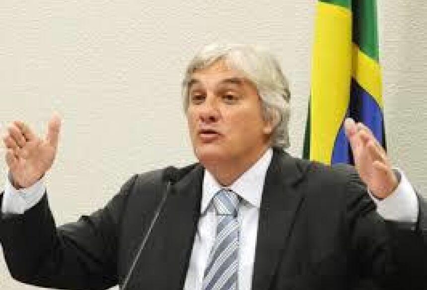 Senador Delcídio do Amaral - Foto: Assessoria