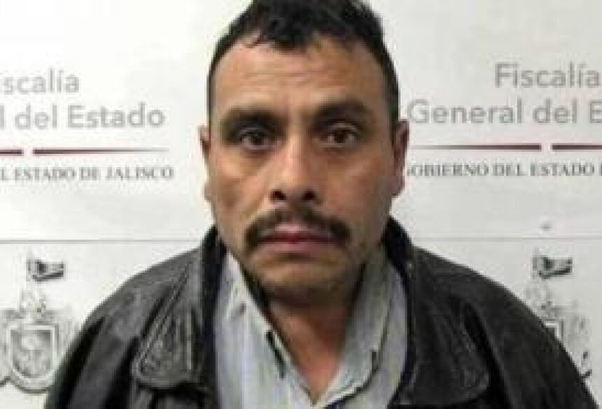 Foto: Reprodução/Polícia de Jalisco
