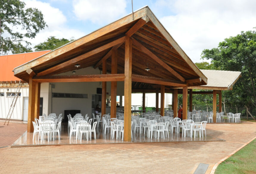 Fátima do Sul ganha hoje o Caman Restaurante no Aqua Park - Foto: ROGÉRIO SANCHES / FÁTIMA NEWS
