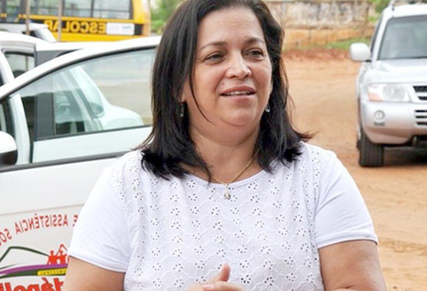 Prefeita Maria Viana (PT), Foto: Elinton Santos / Impacto News