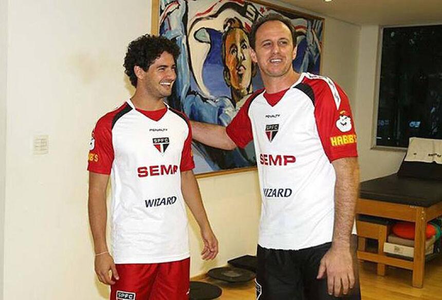 Reprodução/Facebook/São Paulo Futebol Clube