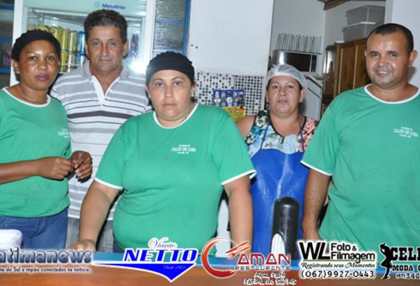 FOTOS: WASHINGTON LIMA / FÁTIMA NEWS