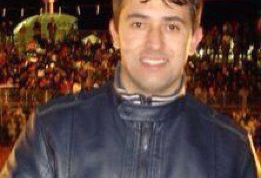 Diego Henrique Rodrigo Santana, vítima do acidente
